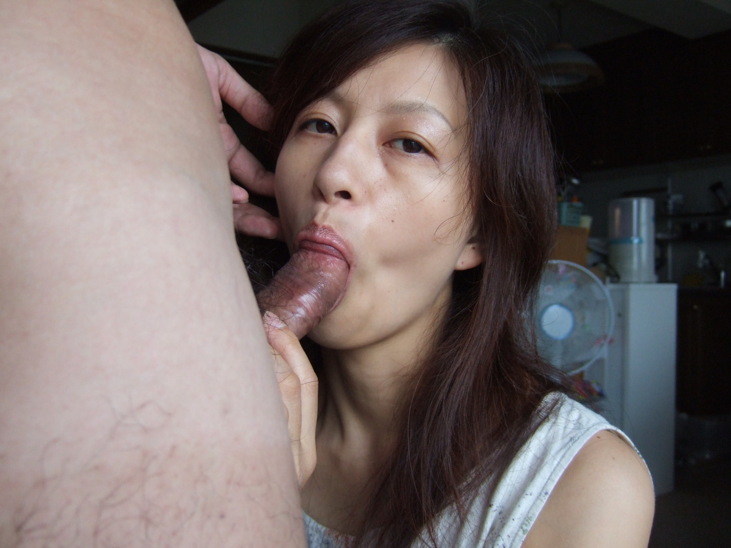 Beautiful asian whores suck masked guy039s hard tool 2