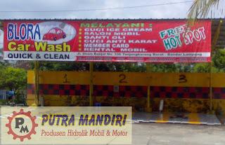 usaha cucian mobil relasi