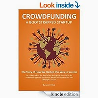Crowdfunding A Bootstrapped Startup by Jason Vitug