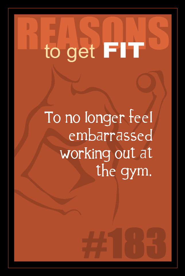 365 Reasons to Get Fit #183
