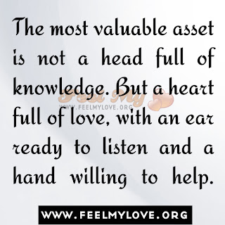The most valuable asset