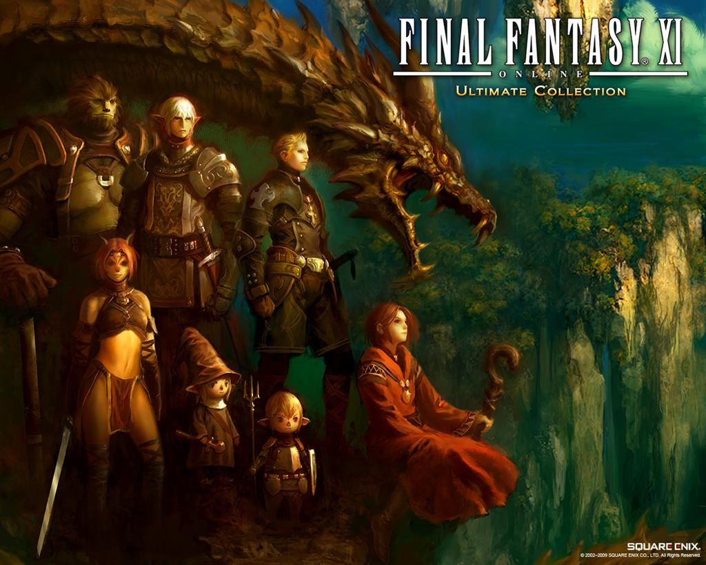 Final Fantasy HD & Widescreen Wallpaper 0.558722793254043
