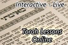 Study Torah Online - Live!
