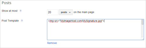 how to add a signature in hotmail 2014