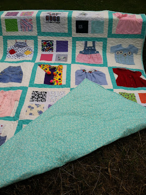 Memory Quilts, Quilts From Clothing