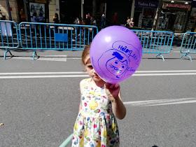 Día de la Infancia Tetuán 2019 desde el Espacio NASA