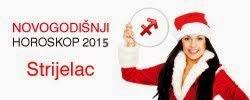 Novogodišnji horoskop 2015 Strijelac