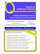 A Prefeitura Municipal de Cabo Frio cria o Programa de Qualificação Profissional no Município