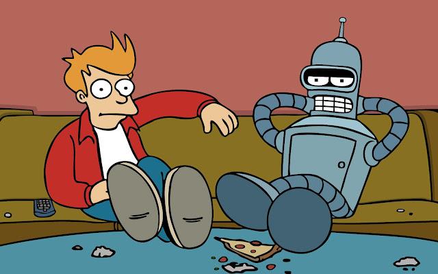 Новости сериалов. Futurama снова закрыта