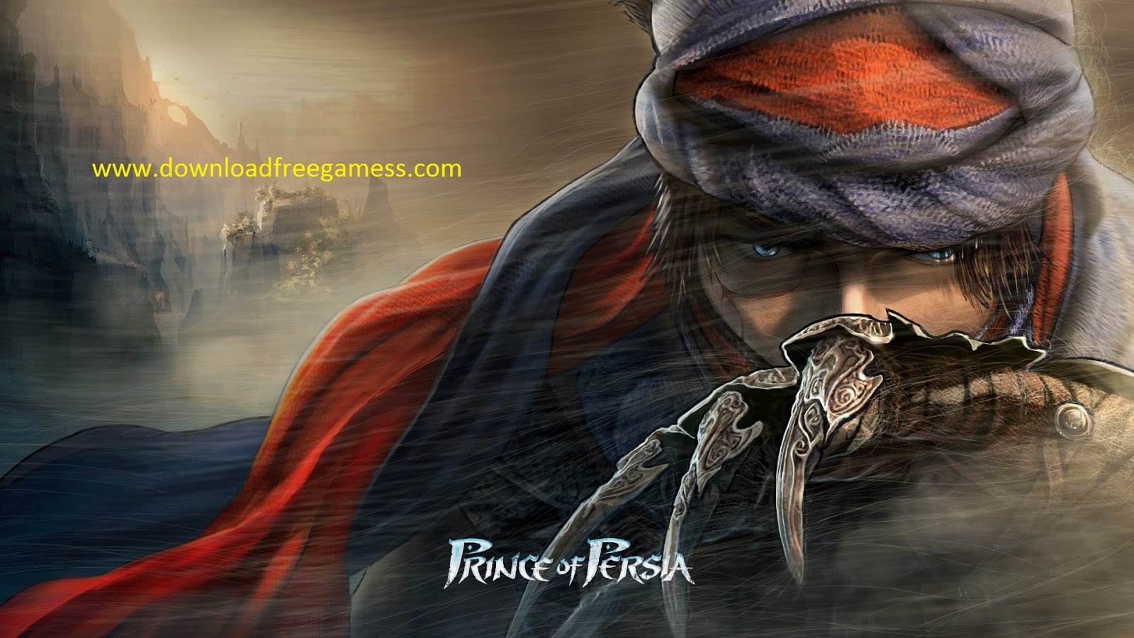 Download Prince of persia 2008