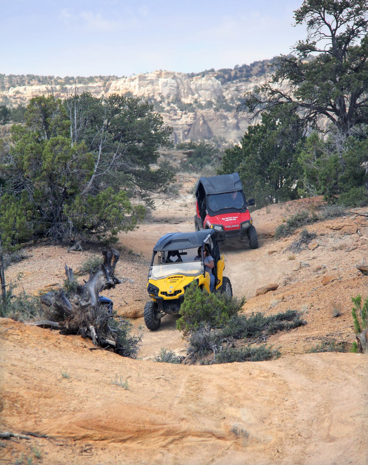 ATV Rides in Bryce Canyon