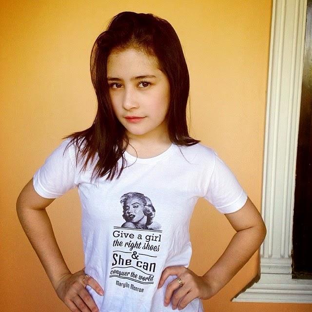 Kumpulan Foto Prilly Latuconsina Terbaru