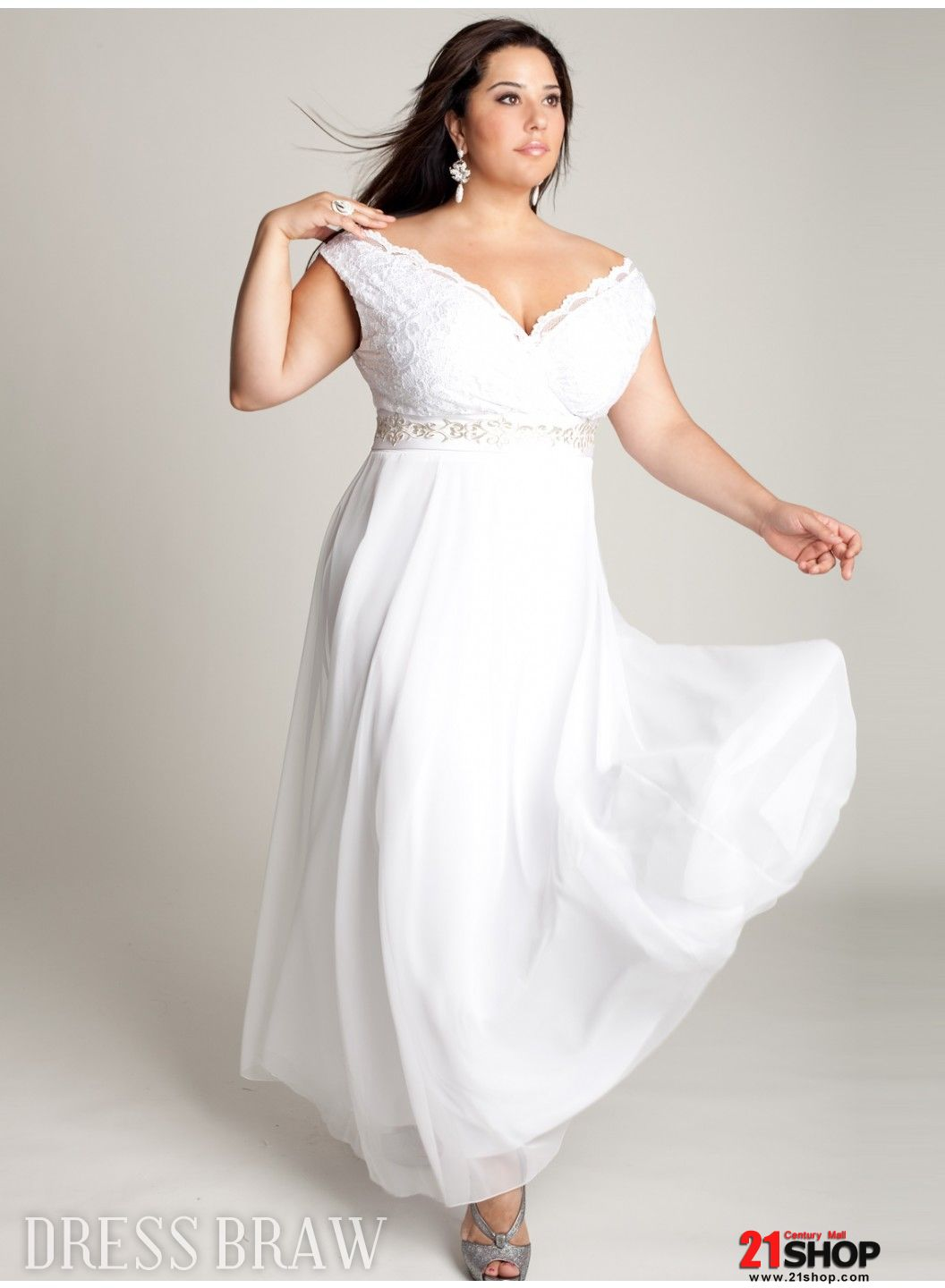 Peggyz place plus sized wedding gowns for Wedding dresses to buy off the rack