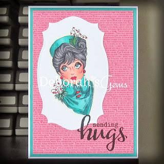 Sending Hugs sq - photo by Deborah Frings - Deborah's Gems