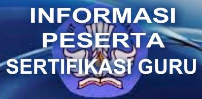 Pengumuman Peserta PLPG bisa dilihat 1 April 2014