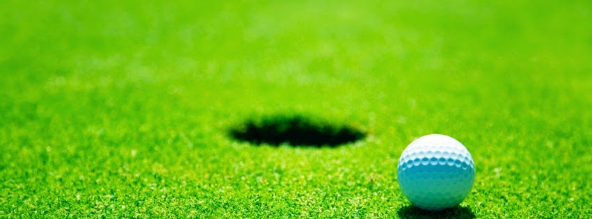 golf ball facebook cover for sport wallpaper