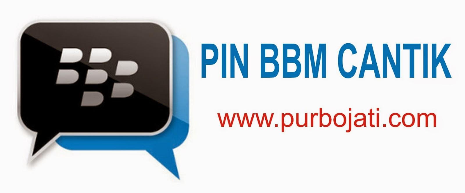 Mendapatkan PIN BBM Cantik di Windows Phone