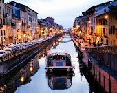 naviglio Italy