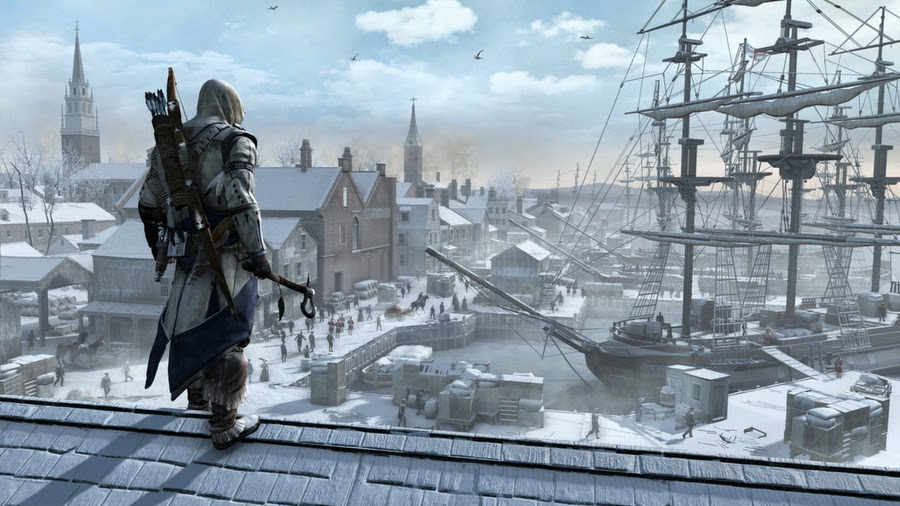 Download Assassin's Creed III Full Version
