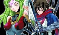 Code Geass - Shikkoku no Renya, Manga, Actu Manga, Gekkan Shônen Ace, Tomomasa Takuma, Kusunagi Takahito, Tonkam,