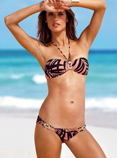Alessandra+Ambrosio+VS+Swimwear+2012-3