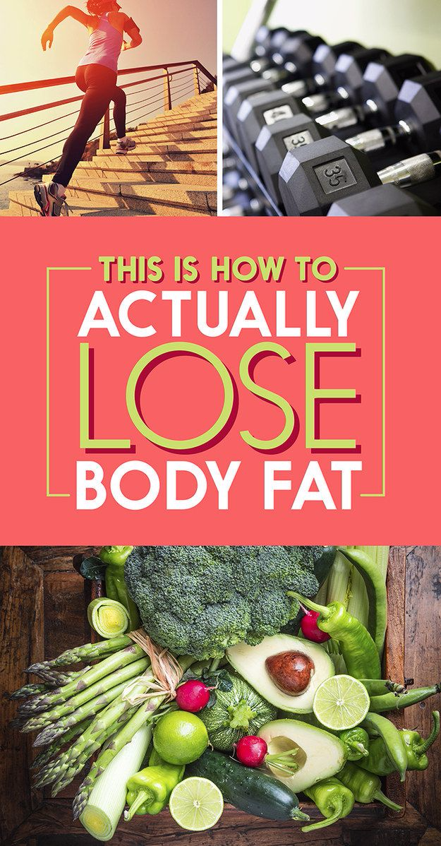 Everything You Need To Know To Actually Lose Body Fat
