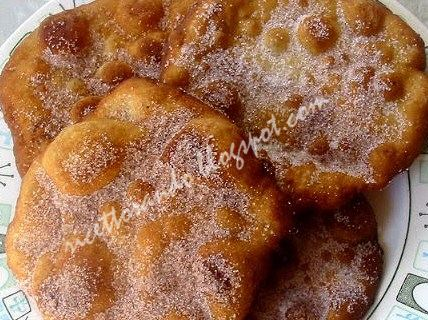 Frittelle di pan cotto ricetta dolce