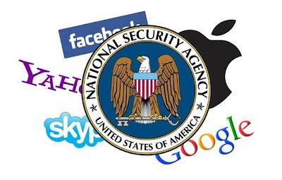 Microsoft, Google, Yahoo e Facebook receberam dinheiro do governo americano para fornecer informações sigilosas.