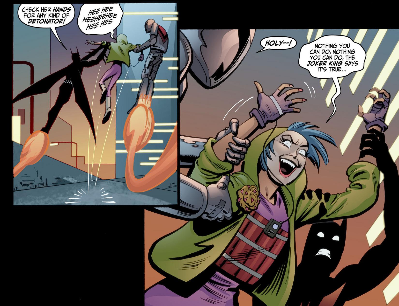 Batman Beyond (2012) Issue #12 #12 - English 4