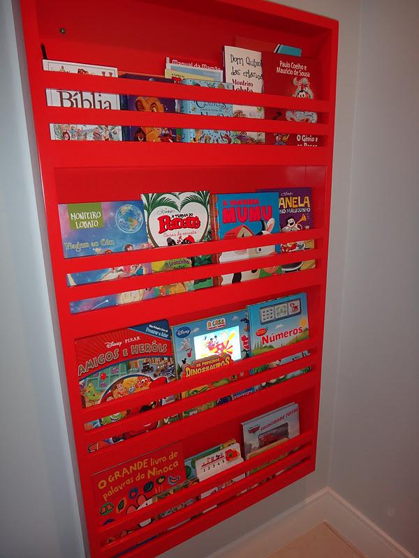 Estante para os livros infantis pictures - Estante para libros ...