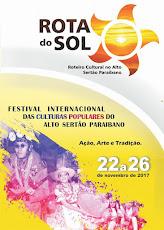 ROTA DO SOL - FESTIVAL INTERNACIONAL DAS CULTURAS POPULARES DO ALTO SERTÃO PARAIBANO