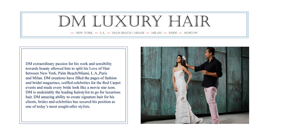 DM Luxury Hair