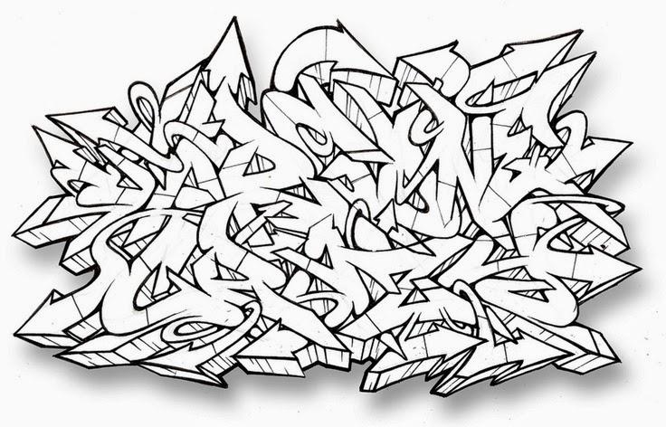 Believe In Graffiti: Graffiti Alphabets