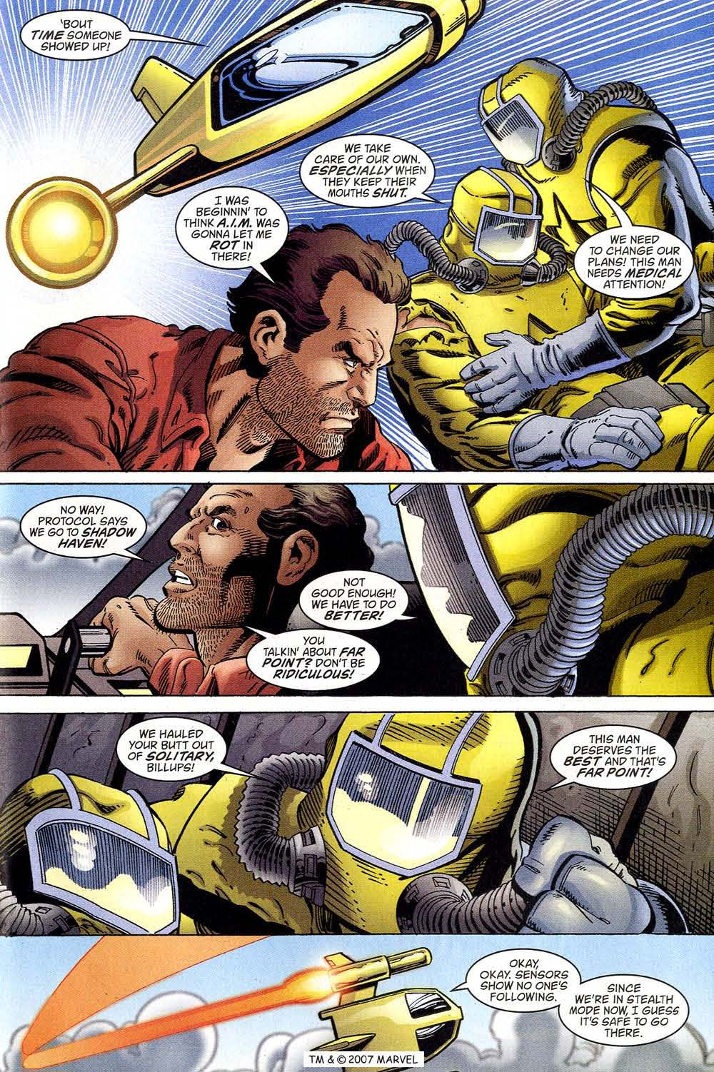 Captain America (1998) Issue #40 #47 - English 21