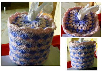 Crochet Tissue Roll Cover Pattern Idea Beautiful