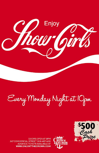 May 21 - Show Girls Opening Night @onlyatthecrown