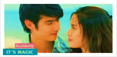 Suddenly It's Magic - Mario Maurer and Erich Gonzales