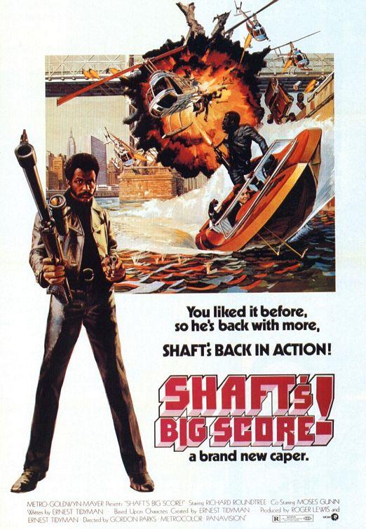 Gordon Parks Shafts Big Score The Original Motion Picture Soundtrack