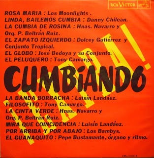 Cumbiando - Various Artists (1966)