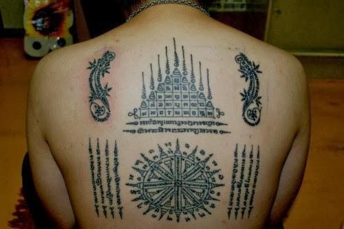 Lo Yantra un tatuaggio mistico