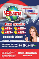 Netmaster - A sua solução em internet banda larga