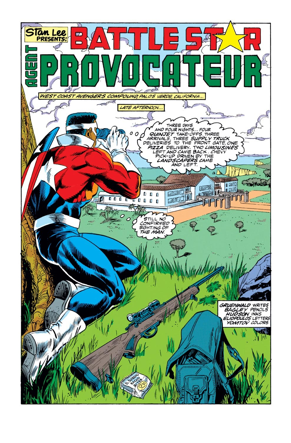 Captain America (1968) Issue #372 #305 - English 19