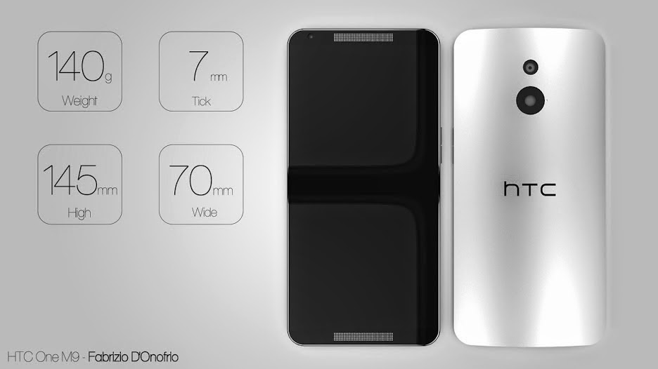 Reveal Stunning Images Of The HTC Concept One (M9) 2