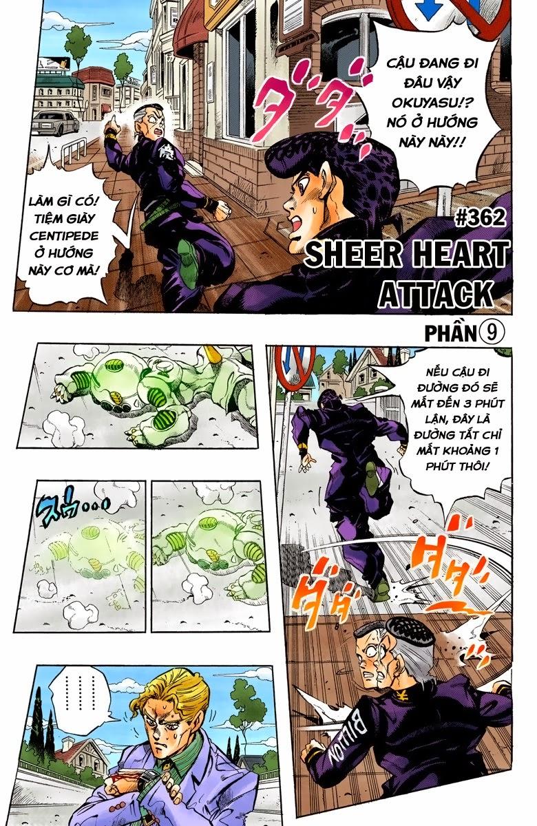 JoJo Bizarre Adventure chap 632 Trang 2 - Mangak.info