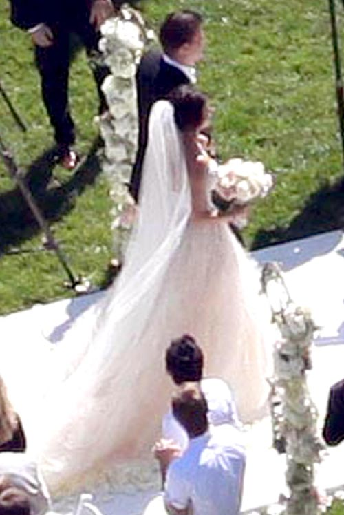 Wedding Photos Of Channing Tatum And Jenna Dewan