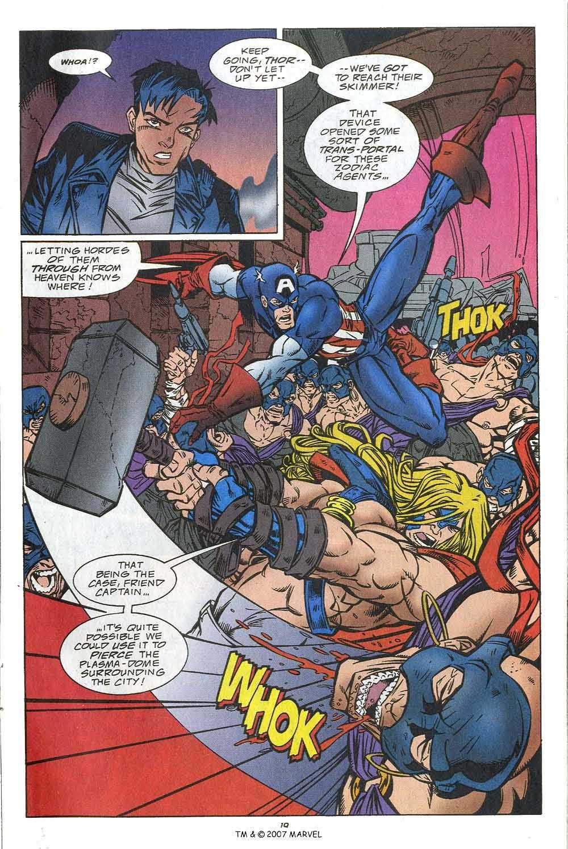 Captain America (1968) Issue #449c #405 - English 21