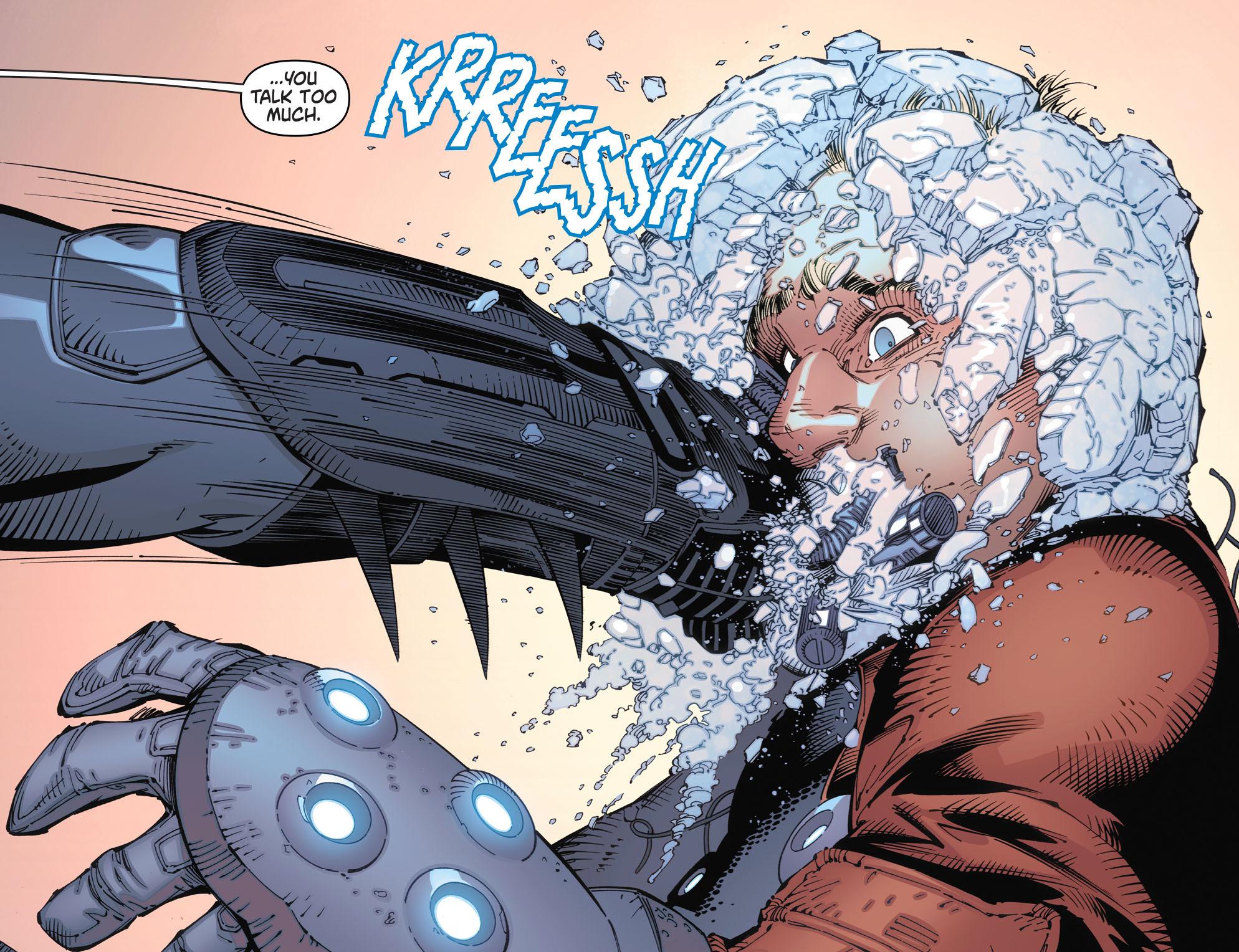 Batman: Arkham Knight [I] Issue #1 #3 - English 10