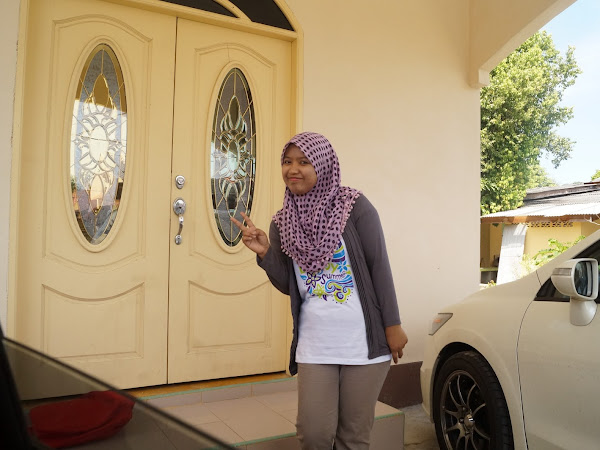 Trip Blogger Putrajaya : Jelajah Pantai Timur : Edisi 3