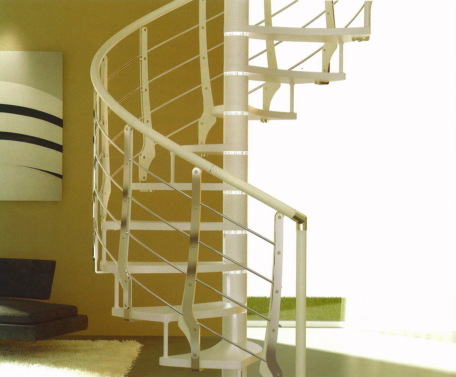 Interior Design Stairs TRIO Rintal Italia