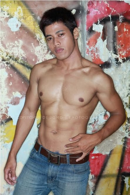 Priyagung Luhur Wicaksono Asian Hot Male Model
